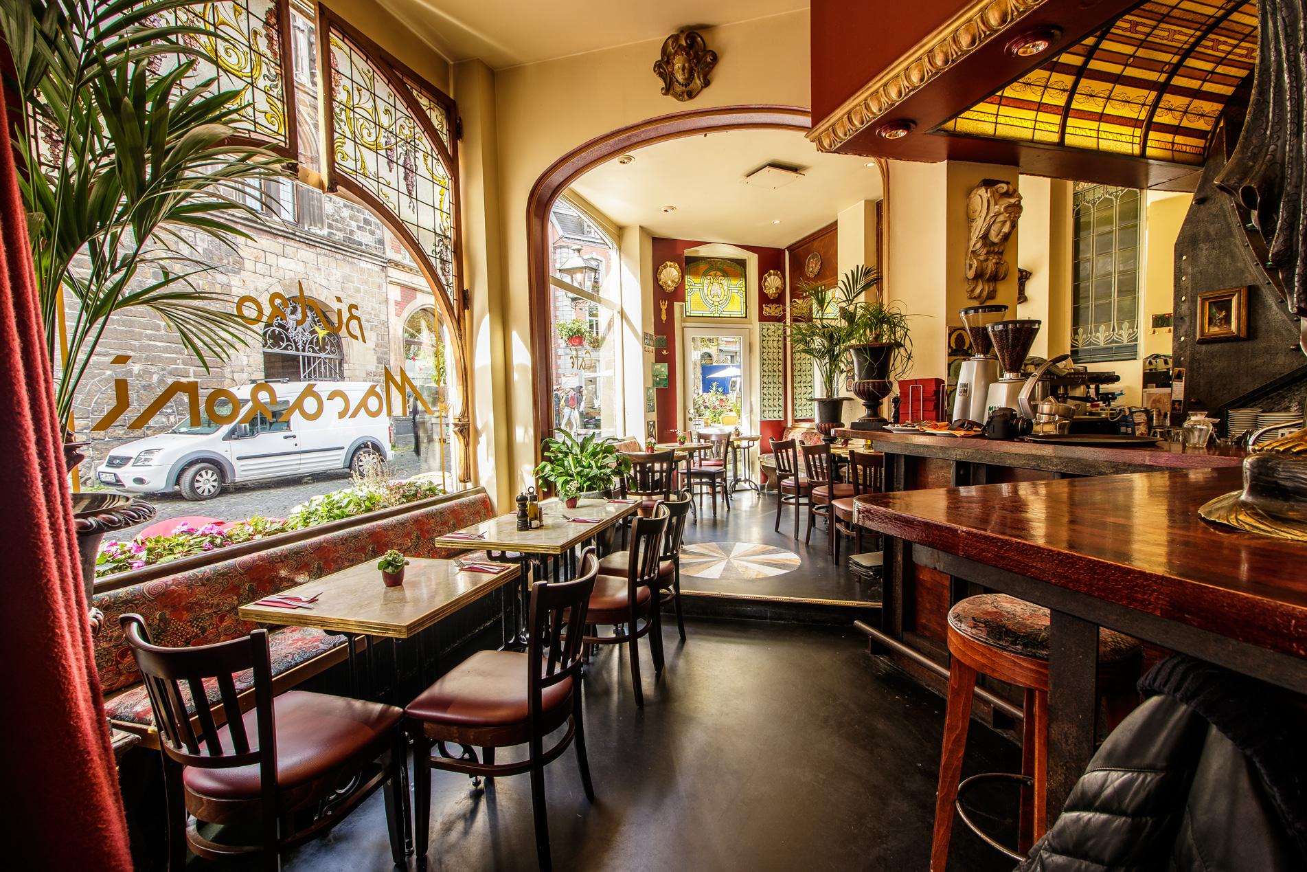 Restaurant Macaroni Aachen
